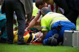 Przemyslaw Tyton sustains a concussion