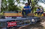 On the Frisco Bridge - Dale E