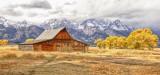 December 2011 - Old Barns - Old Barn on Morman Row - Carolyn Fox