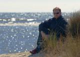 Dan on Sullivan's Island