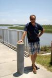 Dan at Cape Romaine