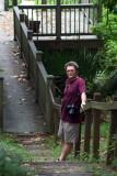 Bro Paul at Mepkin Abbey