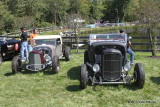 1927 Ford Roadster & 1932 Ford Roadster