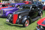 1936 Ford 3 Window Coupe