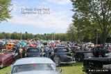 Show Field at the Ty-Rods Old Timers Reunion