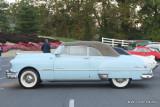 1951 Pontiac Chieftain De Luxe Convertible
