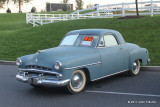1952 Dodge Wayfarer 3 Passenger Coupe
