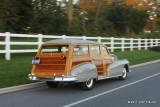 1947 Pontiac Streamliner Wagon