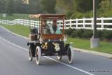 1904 Rambler Rear Entrance Canopy Tonneau