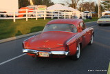 1953 Studebake Commander Starlight Coupe