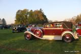 circa 1930 Packard Convertible Sedan