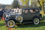 1931 Ford Model A Slant Windshield Town Sedan