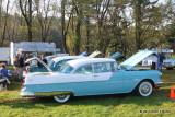 1955 Pontiac Starchief 2 DR Hardtop