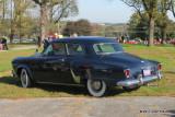 1952 Studebaker Commander De Luxe  2-door Sedan