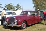 1954 Bentley Muliner Fastback
