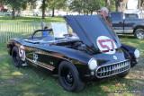 1957 Corvette Air Box FI Race Car