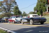 51 Chrysler T&C - 1956 Cherolet Nomad - 1961 Corvette