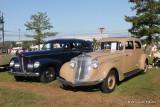 1939 Nash Sedan & 1935 Hupmobile Sedan