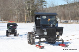 Model T Snowmobile Club's 13th National Meet 2012