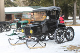 Model T Snowmobile Club's 11th National Meet  2010