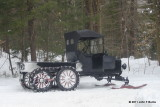 Model T Snowmobile Club's 12th National Meet 2011