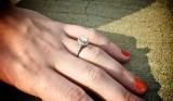 Meg's Engagement Ring
