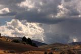 distant storm...