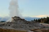 castle geyser...