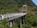 Donghe Bridge over the Mawuku River