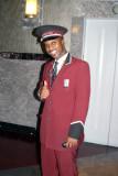 Empire State Building Attendant