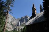 Chapel at Yosemite Valley