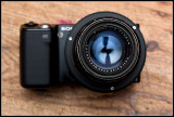 Carl Zeiss Jena Biotar 5.8cm f2