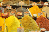Spice Bazaar in Istanbul, Turkey