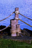 Roped Post
