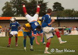 Havant & Waterlooville vs Portsmouth  (Friendly 2011)