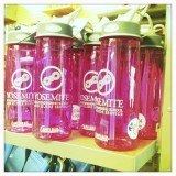 Water Bottles in the Mountaineering Store - Hipstmatic