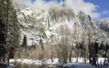 Winter Over Yosemite