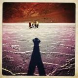 On the Salt Flats