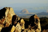 Rocks and Morro Rock
