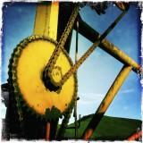 Farm Equipment, San Simeon Road