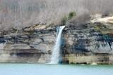 70-foot Drop into Lake Superior