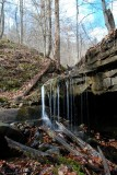 Horse Lick Creek - January 8, 2012