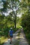 White Oak Creek - August 26, 2012