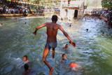 Timkat celebrations, Gondar
