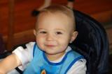 Brady Paul is 1 year old!