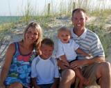 Hickman family beach photos