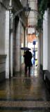 Marylebone Lane Raindrops