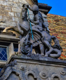 St George and his Dragon