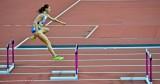 Womens 400 metre Hurdles.