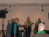 2012 Oriental Band Irish Pub Night
